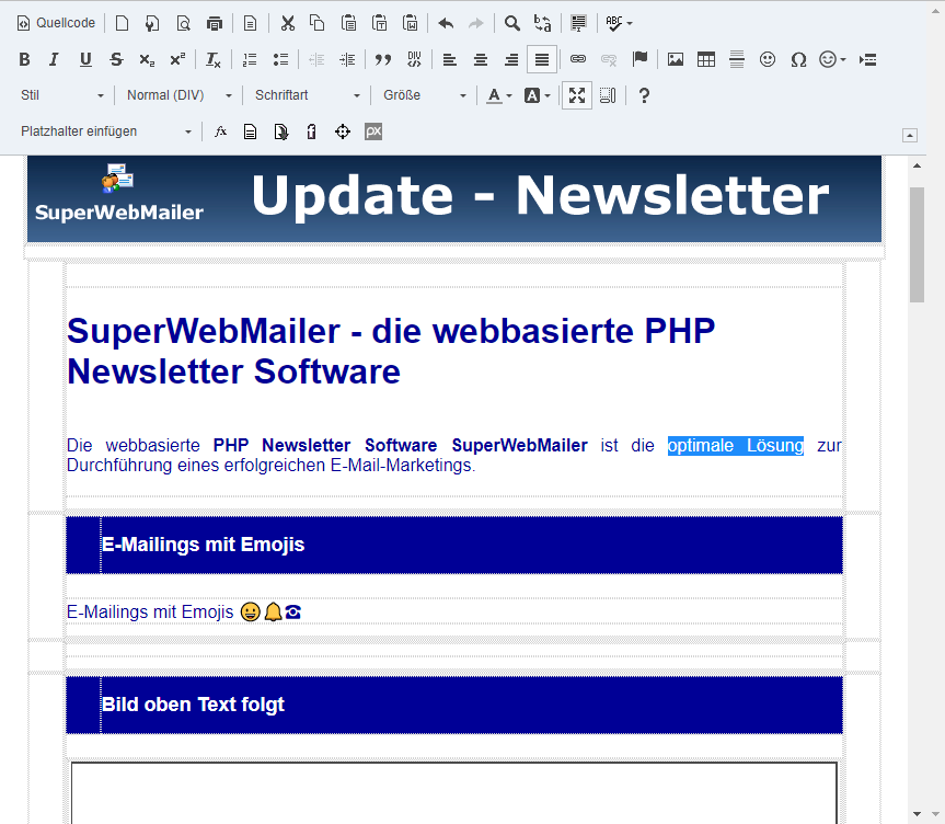 Newsletter software for pc